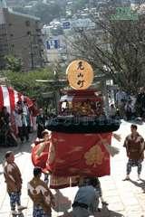 丸山町 傘鉾
