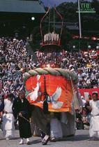 八幡町傘鉾