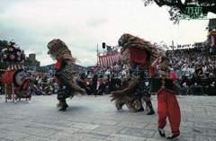 小川町獅子踊り