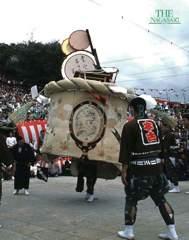 本古川町傘鉾