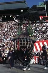 東古川町傘鉾