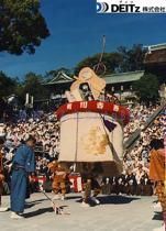 西古川町傘鉾